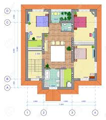 house floor plan furniture house design plans