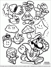 super smash bros coloring coloring pages kids adults