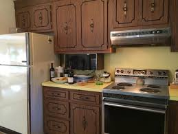 Formica Kitchen Cabinet Doors Painting Or Refacing Formica Cabinets
