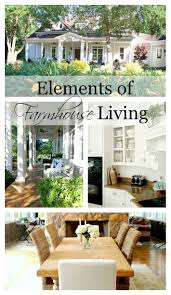 elements of farmhouse style decorating duke manor farm