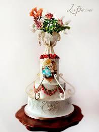 cinderella wedding cake teki 25 den fazla en iyi cinderella wedding cakes fikri