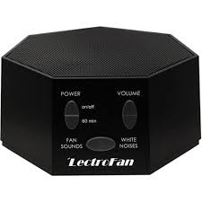 white noise fan sound lectrofan white noise and fan sound machine black hcse1007bk best buy