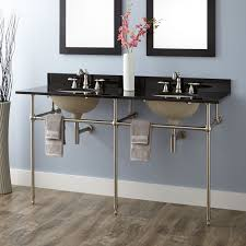 Bathroom Console Vanity Bathroom Sink Consoles Charming And Megjturner