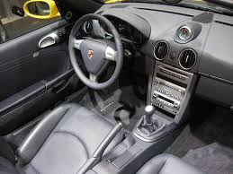 porsche boxster interior upgrades test drove 08 boxster s and today and sat in rs60 mx 5