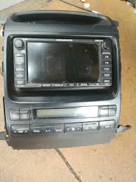toyota prado radio sat nav 6 cd stacker 120 series 02 2003 10