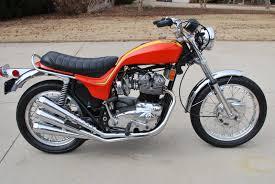 1973 triumph hurricane bike urious