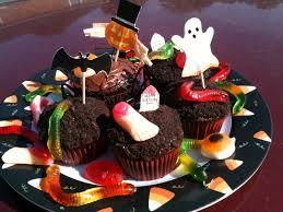 Dirt Cake Halloween by The Cosmic Body Halloween Movie Night