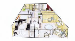 plan d une chambre aménagement d une maison sur plan 91 étage chambre parentale