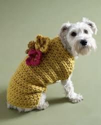 crochet pattern for dog coat 12 best free crochet dog sweaters images on pinterest crochet pet