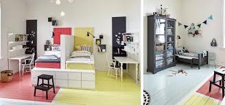 astuce pour separer une chambre en 2 la fabrique à déco une chambre pour plusieurs enfants astuces
