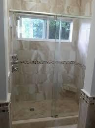 Shower Doors Miami Imposing Ideas Miami Frameless Shower Door Homey Inspiration