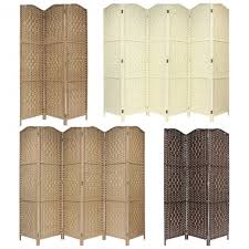 Wicker Room Divider Solid Weave Wicker Room Divider Choice Of Size Hartleys