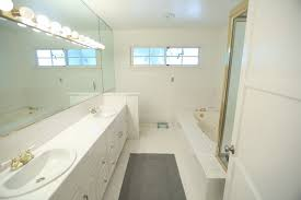 How To Design A Bathroom Remodel Master Bathroom Renovation Before After The Effortless Chic