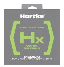 Medium Light Guitar Strings by Hartke U2014 Hx