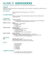 broadcast journalist resume template premium resume samples