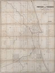 Map Chicago by File 1849 Rees U0026 Rucker Map Of Chicago And Vicinity Jpg