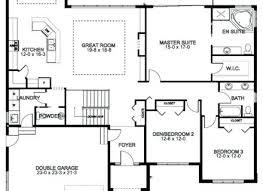 simple ranch house floor plans simple 4 bedroom house plans models simple ranch house plans 4
