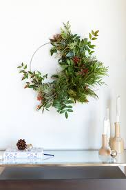 Holiday Wreath How To Make A Gorgeous Holiday Wreath And An Austin Workshop