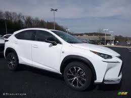 lexus is 200t white 2017 ultra white lexus nx 200t f sport awd 119771498 gtcarlot