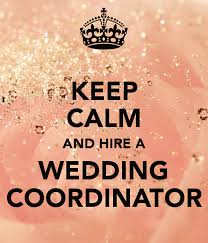 how to be a wedding coordinator caribbean catering florida wedding