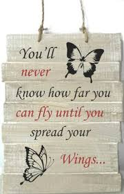 you can fly august grove you ll never know how far you can fly until you spread