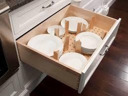 Kitchen Cabinet Plate Organizers Home Design Ideas - Kitchen cabinet plate organizers