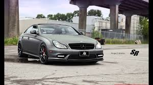 mercedes benz cls class w219 youtube
