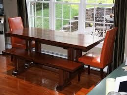 kitchen room 2017 futuristic brown mahogany varnish rectangle