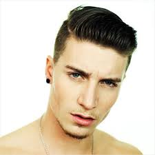 short haircuts boys shaved sides short top haircut for men stylish