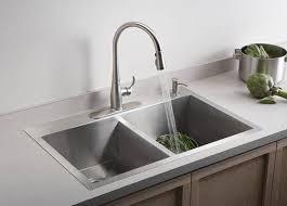 Hammered Silver Bathroom Sink Kitchen Stunning Top Mount Stainless Steel Kitchen Sinks