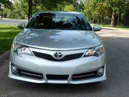 2012 Toyota Camry Se Interior Review 2012 Toyota Camry Se The Truth About Cars