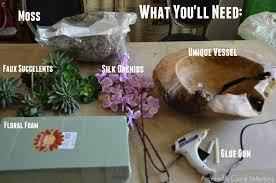 Floral Arrangement Supplies by Amanda Carol Interiors