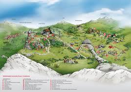 Garmisch Germany Map by Genuss Erlebnisweg U2013 Pleasure Adventure Trail