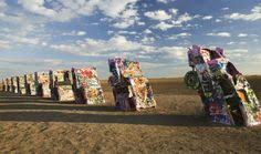 cadillac ranch carolina doug michels chip lord hudson marquez cadillac ranch