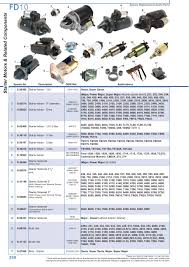 ford electrics u0026 instruments page 274 sparex parts lists