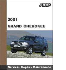 jeep repair manual 2001 jeep grand wj factory service diy repair manual fr