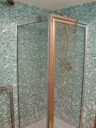 modern shower tile ideas for small bathrooms