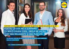 si e social lidl lidl launched an employer brand caign in romania adhugger