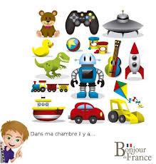 vocabulaire de la chambre vocabulaire les jouets en français