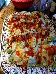 ina gartens best recipes wedge salad platter for a party of 20 this is the ina garten