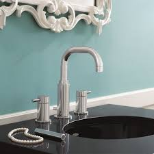 serin widespread faucet high arc american standard