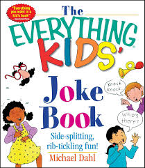 the everything kids u0027 joke book side splitting rib tickling fun