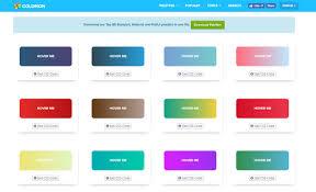 gradients in web design trends examples u0026 resources designmodo