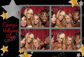 hollywood photo booth layout hollywood glamour party in los angeles snapshotz photobooth rentals