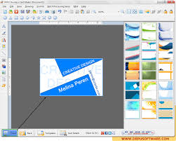 business card maker template business card software free business
