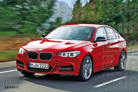 bmw one series india bmw 1 series sedan rendering