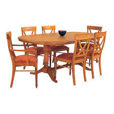 Oval Oak Dining Table Large Oval Twin Pedestal Oak Extending Dining Table Furniture Outlet