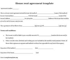 rent contract sample templates memberpro co