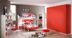 bedroom top notch ideas for decorating your gray and red bedroom full size of bedroom furniture interior decorating ideas boys girls endearing red wooden cupboard and white