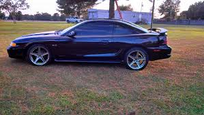 1998 Black Mustang Www Allfordmustangs Com Forums Attachments Wheels